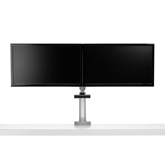 Flo Dual Plus Monitor Arms w/bar