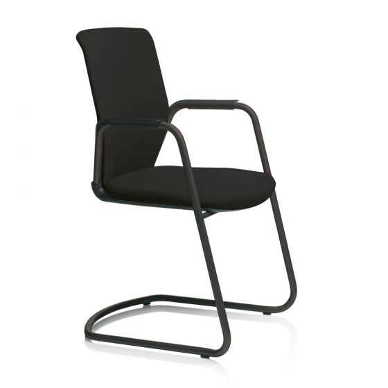 HAG Futu Communication Chair - Black