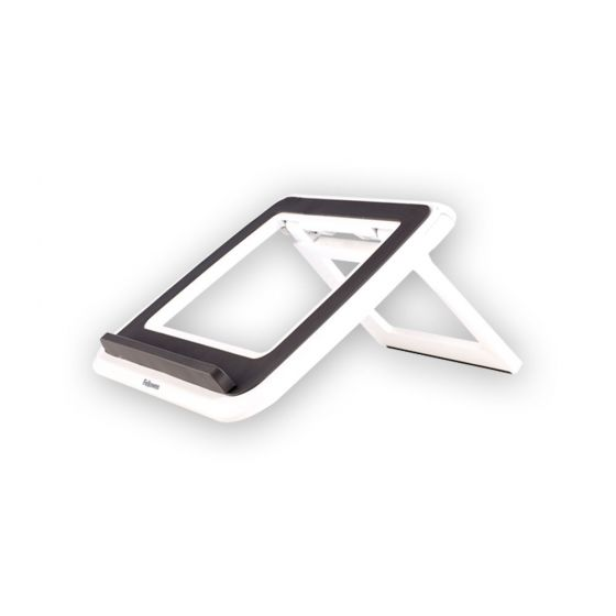 I-Spire Series™ Laptop Quick Lift Stand - White