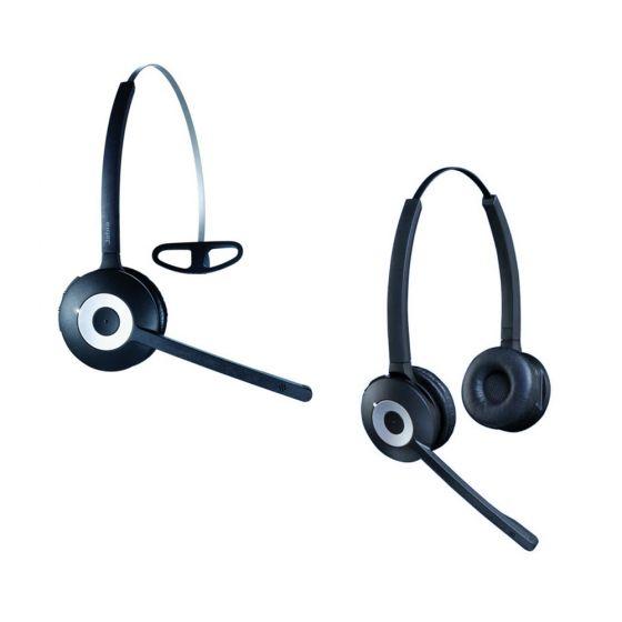 Jabra Pro 920 Mono NC Monaural and Jabra Pro 920 Stereo NC Binaural Headsets