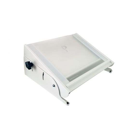 MultiRite Document Holder and Writing Slope (Small, White)