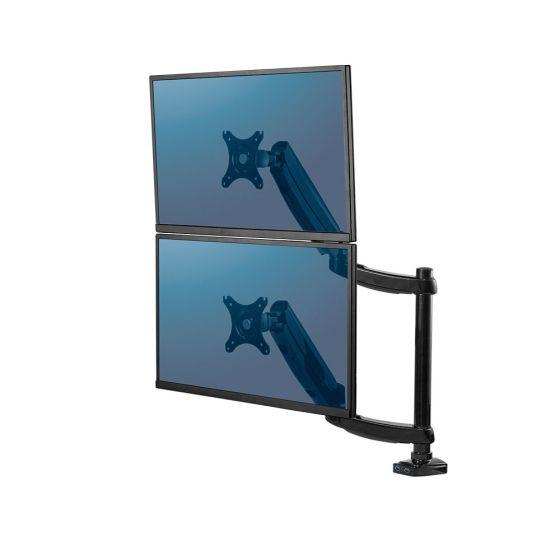 Platinum Series™ Dual Stacking Monitoring Arm