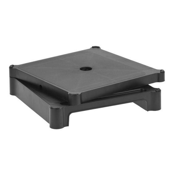 Monitor Posture Block - Black