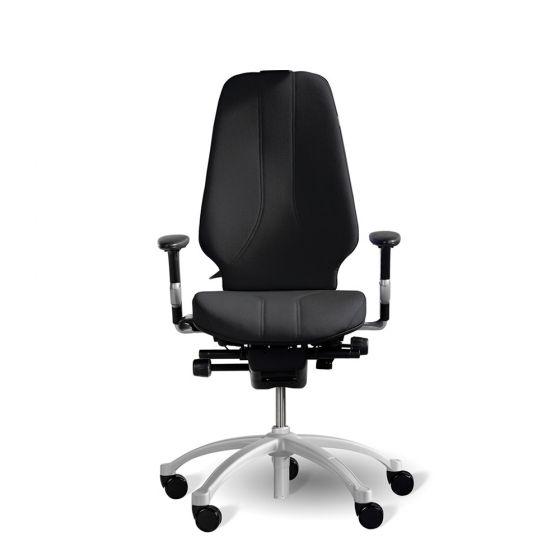 RH Logic 400 (including 8E armrests) - Black