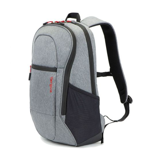 "Targus Commuter Backpack 15.6"" - front angle view"