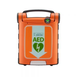 Powerheart G5 Fully Automatic Defibrillator - front view