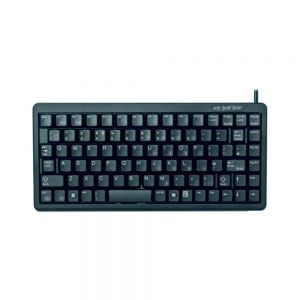 Cherry Compact Keyboard - top view