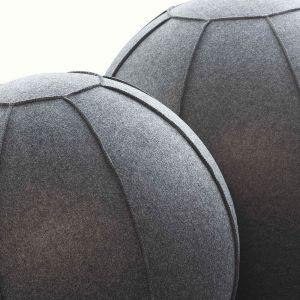 Ergo Ball with Fabric Handle - close up