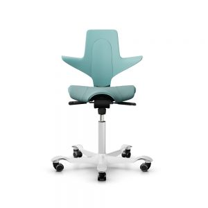 HÅG Capisco Puls 8020 Sea Green Office Chair - front view