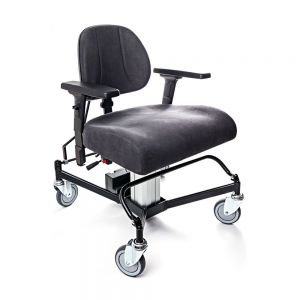 Hepro E1 Kilo - Electric Lift Chair - angle view