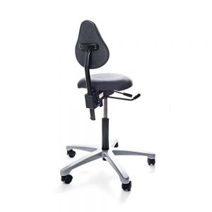Hepro S9 Standing Chair - side view