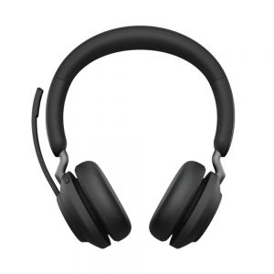 Jabra Evolve2 65 Bluetooth MS Stereo Headset (USB-A)