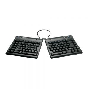 Kinesis Freestyle2 Keyboard - US Layout - birdseye view