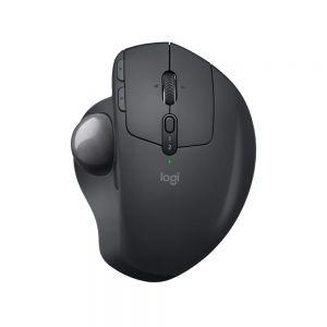 Logitech MX Ergo Wireless Trackball Mouse - birdseye view