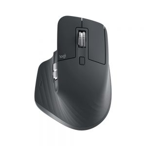 Logitech MX Master 3 Wireless Mouse - birdseye view