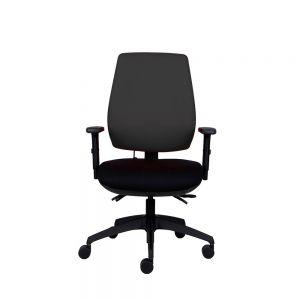 P-Sit High Back (w/ adjustable armrests/lumbar) - Royal Blue