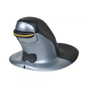 Penguin Ambidextrous Vertical Mouse - wireless version