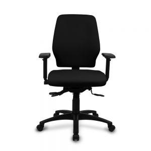 Positiv Me 100 Medium Back (w/ adjustable armrests/lumbar/coccyx cut-out)
