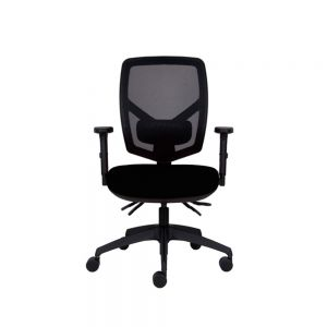Positiv P-Sit Mesh Back Ergonomic Chair - front view