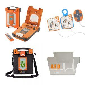 Powerheart G5 Training Unit, Accessories & Storage