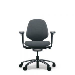 RH Mereo 200 Black (medium back) Ergonomic Office Chair