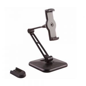 StarTech Adjustable Tablet Stand with Arm - front angle view