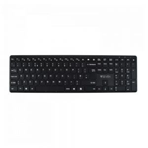 V7 KW550UKBT Wireless Keyboard - birdseye view