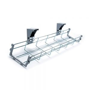 Wire Basket for Desk Cables (1000 mm)