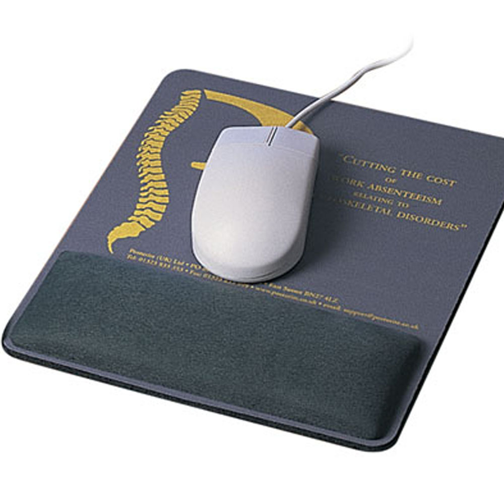 Posturite Mouse Rest Pad From Green Circuit Board Mousepad Gel