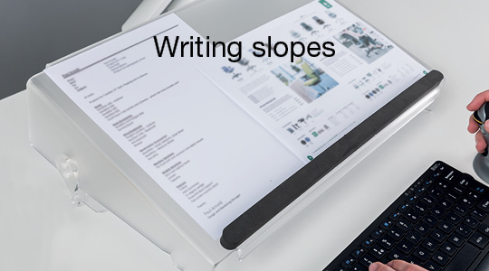 Writing slopes