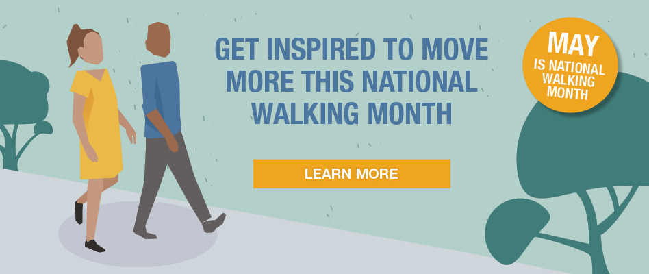 National Walking Month (Active Working)