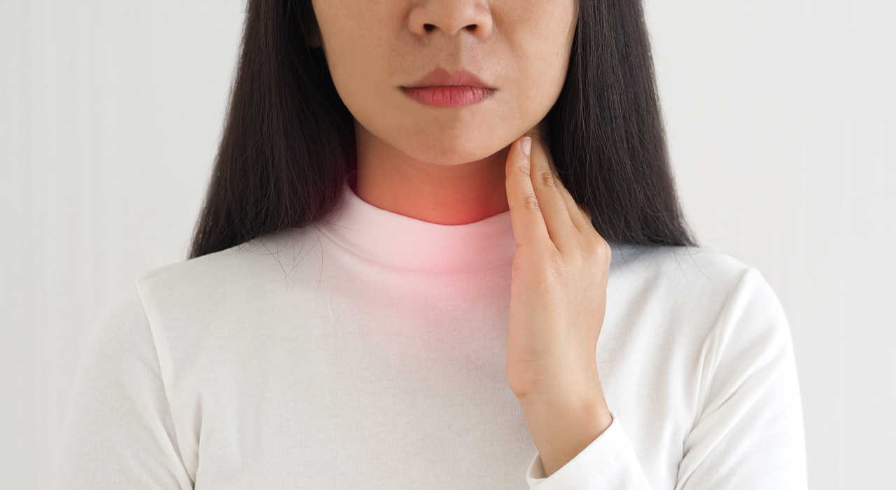 Have an underactive thyroid gland