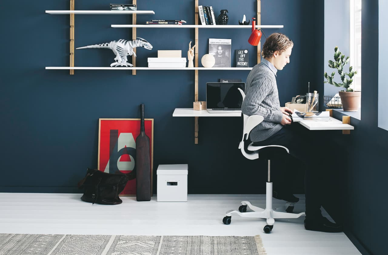 Spare room office ideas