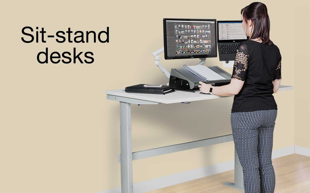 Magnificent Posturite Ergonomic Office Furniture Equipment Download Free Architecture Designs Jebrpmadebymaigaardcom