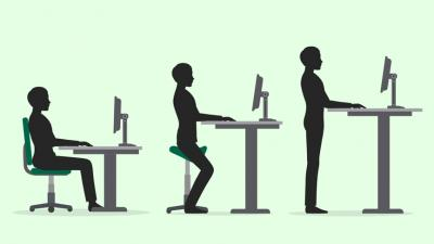 An office ergonomics history: how far have we come?