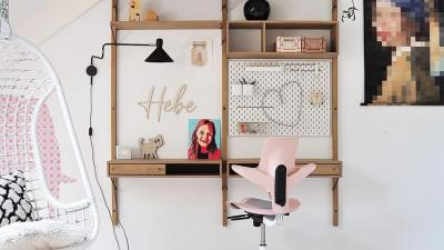 Home office décor inspiration for a stylish and practical study