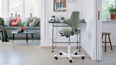 Best ergonomic chairs for homeworkers