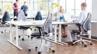Make sure 'back to the office' doesn't mean back to a poor set-up