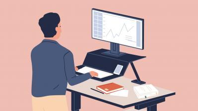 Standing desks: are they still popular?