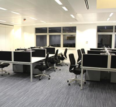 Bar Council refit goes like clockwork for Office Environments