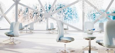 Posturite's Top Ten Tips for keeping productive at work in the winter