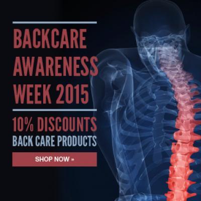 Backcare Awareness Week 2015
