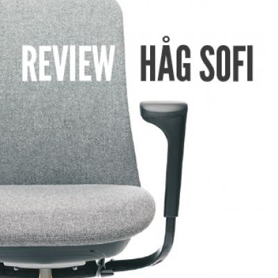 HÅG SoFi – the chair that will forever change your concept of sitting