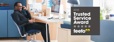 Posturite wins Feefo's Trusted Service Award