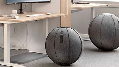 The best chairs for active sitting