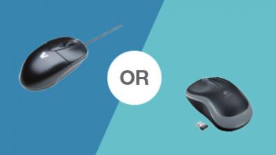 What's better: wired Vs wireless mouse and keyboard