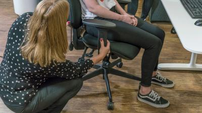 A new simple way to optimise your office ergonomics