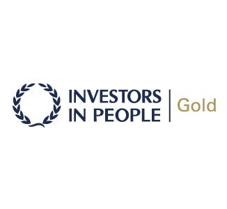 Investors in People Gold logo