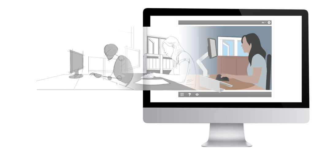 From concept to e-learning course