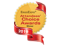 ErgoExpo Attendees' Choice Award